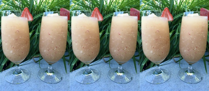 Jalapeno Wine Slushies