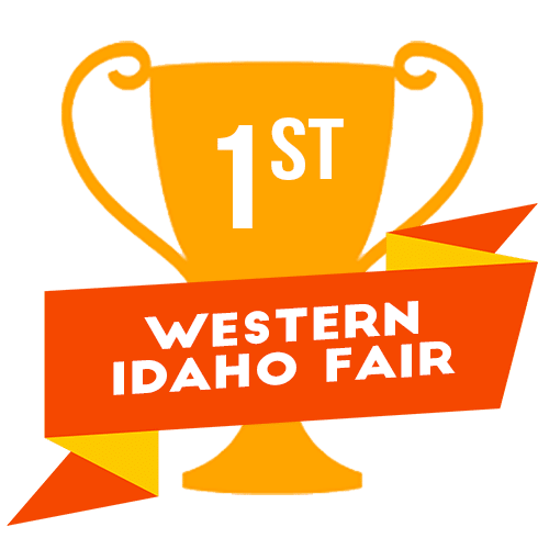 Western Idaho Fair Wine Award