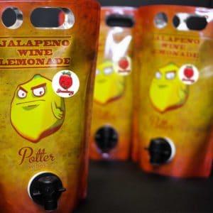 Strawberry Jalapeno Wine Lemonade Boise Wine
