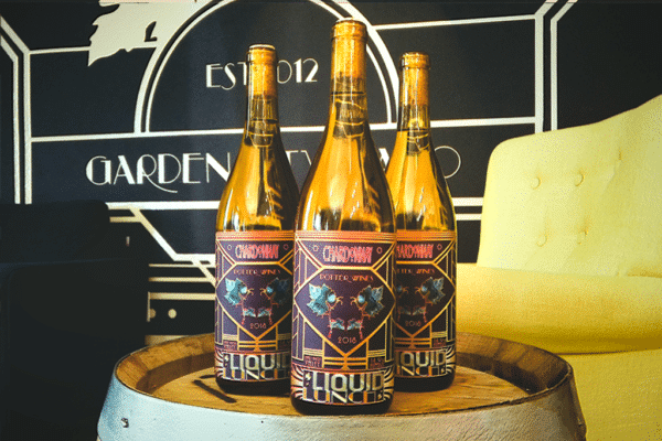 Liquid Lunch Chardonna Boise Wine
