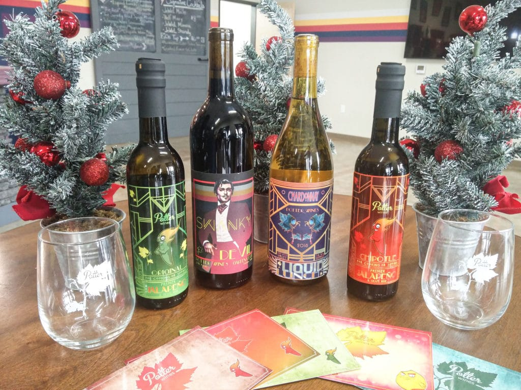 2019 Holiday Wine Lovers Bundle! Get 'Em BECAUSE They're HOT – Potter Wines