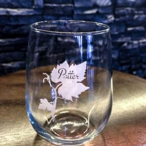 Potter Wines Glass