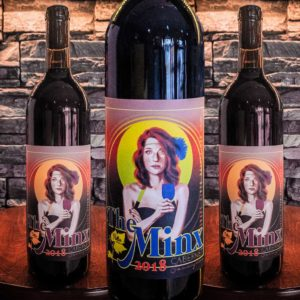 Potter Wines The Minx Cabernet