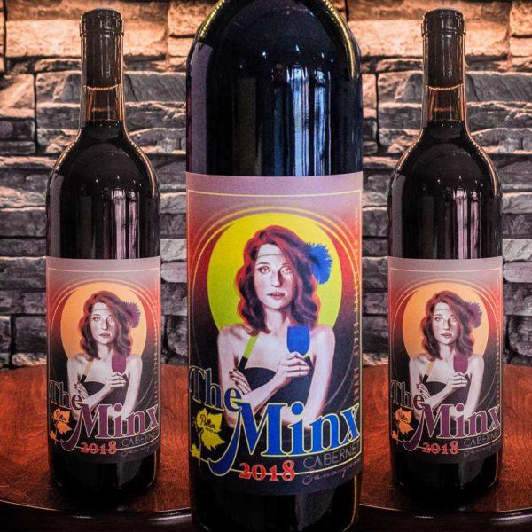Potter Wines The Minx Cabernet