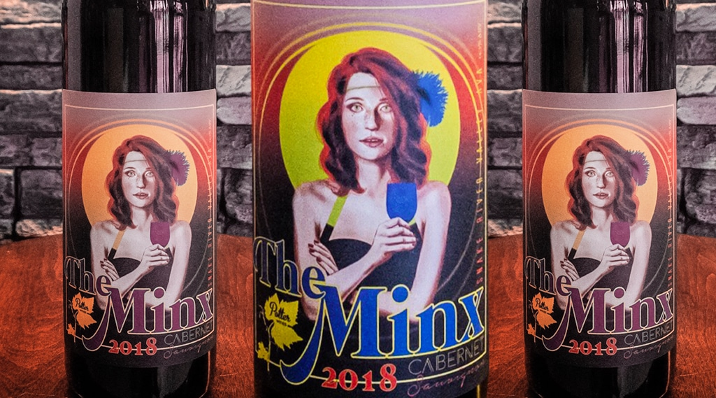 The Minx Cabernet limited release